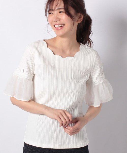 Dear Princess(ディアプリンセス)/ランダムテレコカットソー半袖Tシャツ/3082116