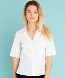 agnes b. FEMME/UQ25 CHEMISE コットンシャツ/501965184
