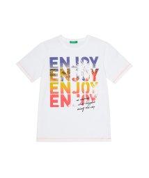 BENETTON (UNITED COLORS OF BENETTON BOYS)/サマーフェス半袖Tシャツ・カットソー/501966615