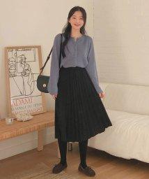 CHERRYKOKO/CHERRYKOKO(チェリーココ)cashmere pleats, skirt/501970570
