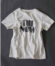 UNCUT BOUND/REMI RELIEF(レミレリーフ)  スペシャル加工Tシャツ THE NOW/501971388