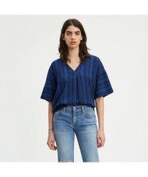 Levi's/フィールドシャツ INKY PONCHO STRIPE MULTI/501971680