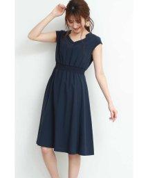 PROPORTION BODY DRESSING/◆シャーリングシャツワンピース/501971804