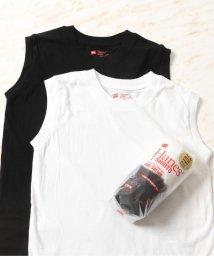 Spick & Span/≪予約≫【Hanes】スリーブレスTシャツ 2P◆/501972465
