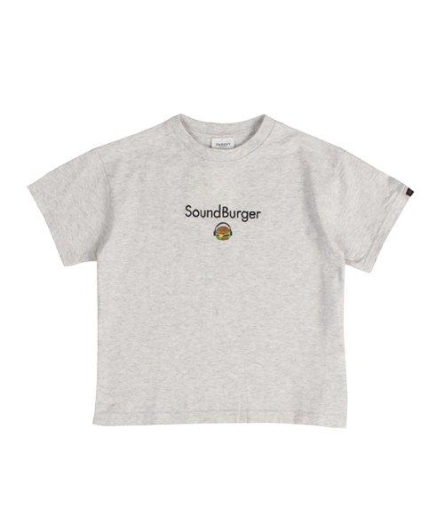GROOVY COLORS(グルービーカラーズ)/テンジク SOUND BURGER BIG TEE/1692425