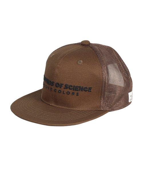 GROOVY COLORS(グルービーカラーズ)/GRCS MESH CAP/4792003