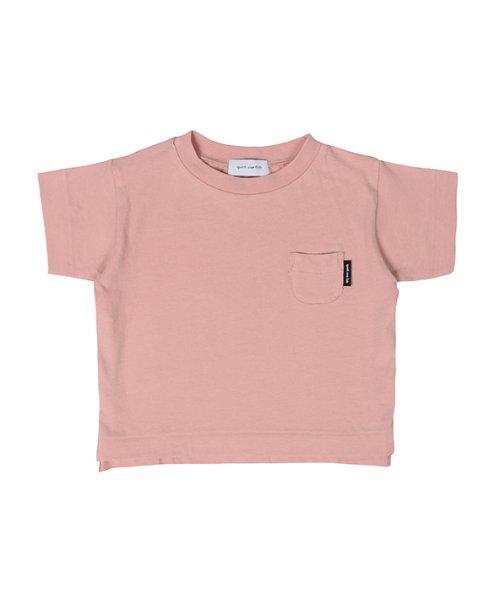 quoti use fith(クオティ ユース フィス)/26/- テンジク ポケビッグTシャツ/9192426