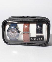 GUESS/GUESS メンズ時計 ロンジテュード ボックスセット W0742G1/501974077
