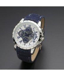 Salvatore Marra/サルバトーレマーラ メンズ時計 クロノグラフ SM13119DSSWHBLBL/501974143