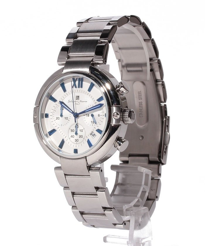 サルバトーレマーラ 時計 SM17106SSWH