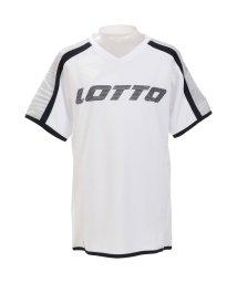 lotto/ロット/キッズ/ジュニア半袖プラクティスシャツ/501974478