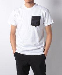 TARAS BOULBA/タラスブルバ/メンズ/カモフラポケットTシャツ/501974518