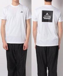 TARAS BOULBA/タラスブルバ/メンズ/スクエアロゴ Tシャツ/501974520