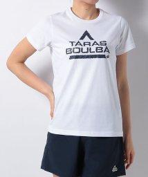 TARAS BOULBA/タラスブルバ/レディス/ビッグロゴTシャツ/501974538