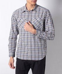 Alpine DESIGN/アルパインデザイン/メンズ/長袖チェックシャツ/501974548