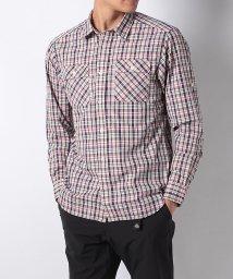 Alpine DESIGN/アルパインデザイン/メンズ/長袖チェックシャツ/501974549
