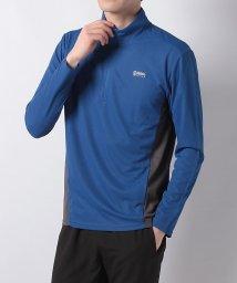 Alpine DESIGN/アルパインデザイン/メンズ/ハーフジップ長袖シャツ/501974550