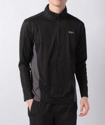Alpine DESIGN/アルパインデザイン/メンズ/ハーフジップ長袖シャツ/501974552