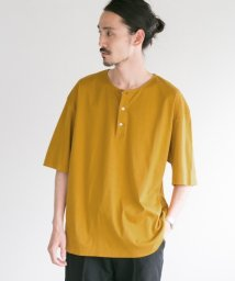URBAN RESEARCH/SMOOTH HENLEY OVER T-SHIRTS/501977731