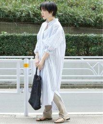 JOINT WORKS/サキゾメオーバーサイズシャツワンピース◆/501977758
