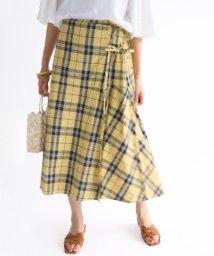 IENA/THE IRON ラップスカート/501977953