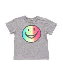 F.O.KIDS / F.O.KIDS MART/FOスマイルプリントTシャツ/501589516