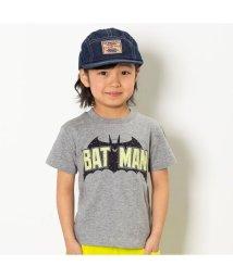 F.O.KIDS / F.O.KIDS MART/DCバットマンマークTシャツ/501589522