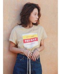 Ungrid/PAYDAY 別注 ロゴプリントTee/501881791