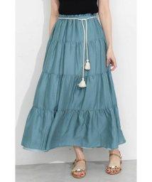 PROPORTION BODY DRESSING/◆ティアードカラースカート/501971802