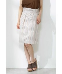 PROPORTION BODY DRESSING/マルチストライプリボンスカート/501971803