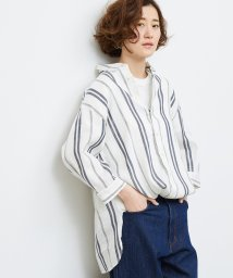 ROPE' PICNIC/★フレンチリネン混シャツ/501977718