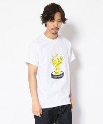 BEAVER/ART OF SCRIBBLE/アート オブ スクリブル STAY SHARP S/S TEE/半袖Tシャツ/501978256