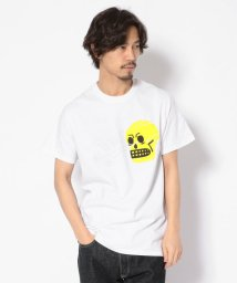 BEAVER/ART OF SCRIBBLE/アート オブ スクリブル WOW S/S TEE/半袖Tシャツ/501978257