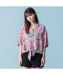 Levi's/クローバーシャツ ROMANTIC FLORAL SACHET PINK/501978493