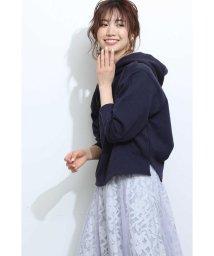 PROPORTION BODY DRESSING/ミニ裏毛パーカー/501978581