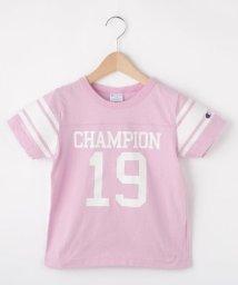 SHOO・LA・RUE(Kids) /【Champion】【130~140cm】ナンバリングTシャツ/501978824