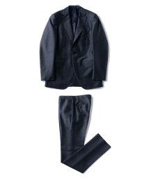 TOMORROWLAND MENS/ウールモヘヤシャンブレー 段返り3Bスーツ TAYLOR&LODGE BRITISH MOHAIR CHAMBRAY/501978916