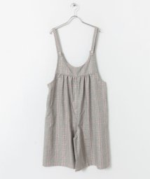 ITEMS URBANRESEARCH/TRチェックサロペット/501979094