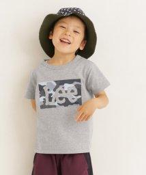 URBAN RESEARCH DOORS(Kids)/LEE KIDS Lee BOXロゴ迷彩Tシャツ(KIDS)/501979217