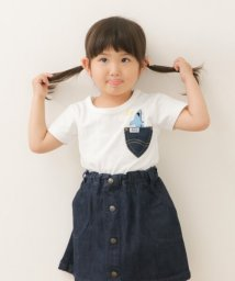 URBAN RESEARCH DOORS(Kids)/LEE KIDS シャークポケットTシャツ(KIDS)/501979219
