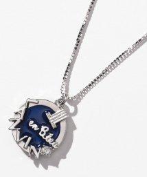 LANVIN en Bleu(JEWELRY)/セサンパ ロゴホワイトネックレス/501937394