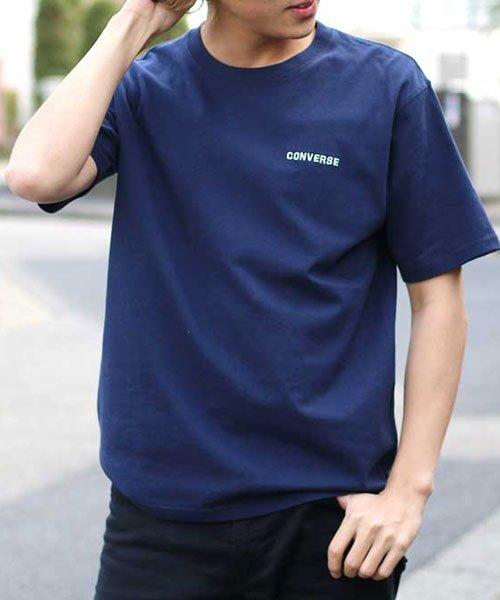 MARUKAWA(マルカワ)/【CONVERSE】コンバース ワンポイント 半袖Tシャツ/0112280937