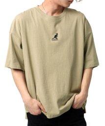 MARUKAWA/【別注】【KANGOL】カンゴール ビックシルエット ミニロゴ刺繍 半袖Tシャツ/501954415