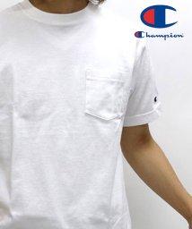 MARUKAWA/【Champion】チャンピオン 無地 ポケット 半袖Tシャツ/501954420
