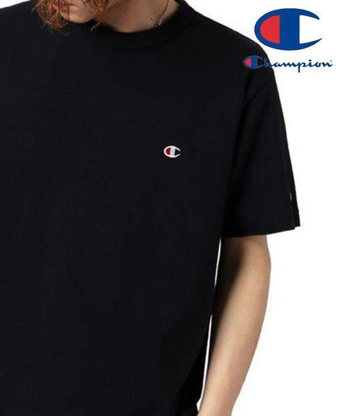 MARUKAWA(マルカワ)/【Champion】チャンピオン 無地 ワンポイント 半袖Tシャツ/0112370224