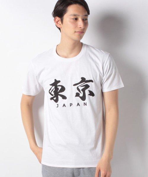 MARUKAWA(マルカワ)/東京 TOKYO ロゴ 半袖Tシャツ/0113450109