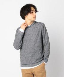 GLOSTER/レイヤードニット 【GILDAN(ギルダン)製インナー付】/501964700