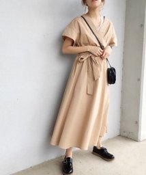 arm in arm/カシュクール風ドレス/501970774