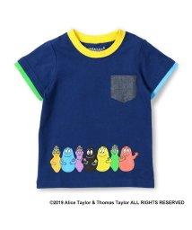 skeegee/バーバパパ 胸ポケット付きTシャツ/501972326