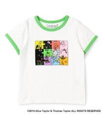 skeegee/バーバパパ ボックスデザインTシャツ/501972329